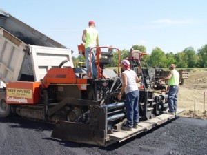 Guernsey County, Ohio Paving of Parking Lots, Roads, Driveways
