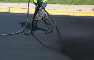 Ohio Asphalt Sealing